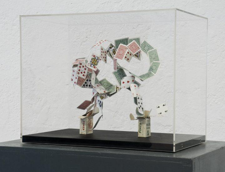Balon (2011) - 46 x 35 x 26 cm