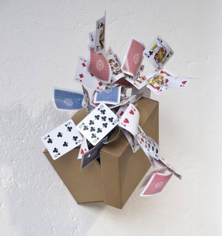 Idea! (2011) - 45 x 41 x 42 cm