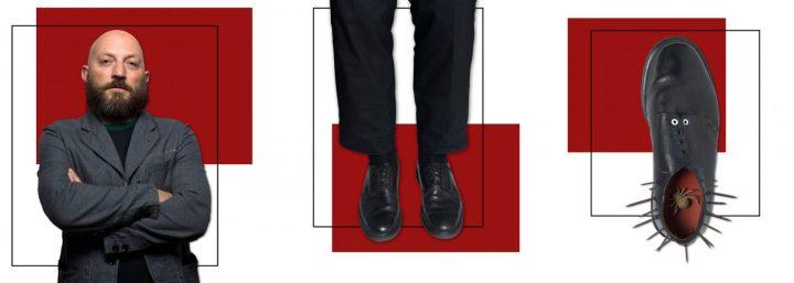 AL3 Verità – Leo (2010) – 140 x 50 cm