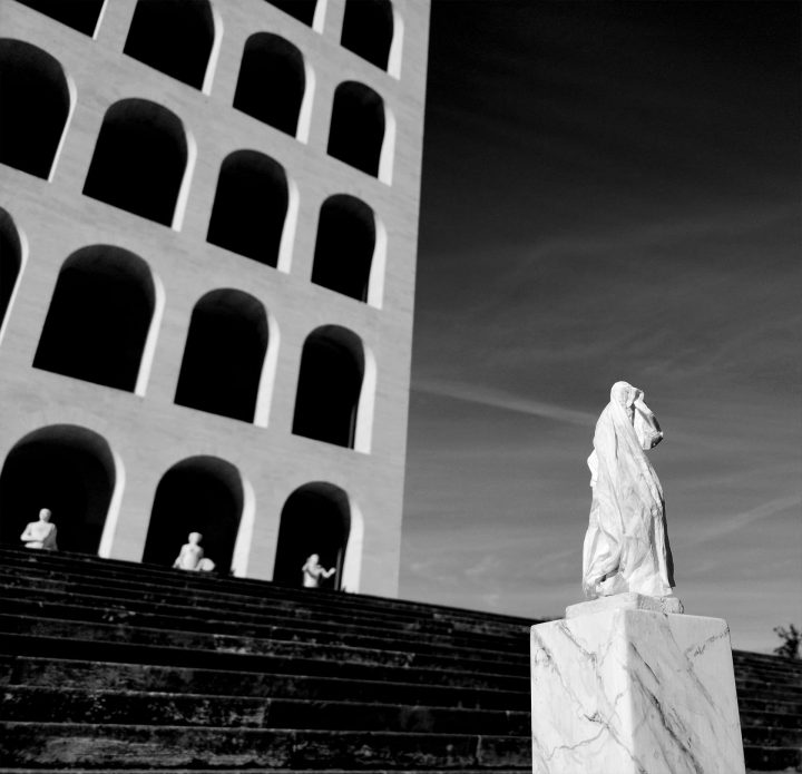 OAS Roma #01 BN