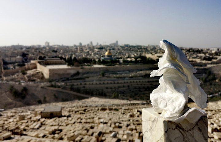 Walls – OAS in Jerusalem and Bethlehem