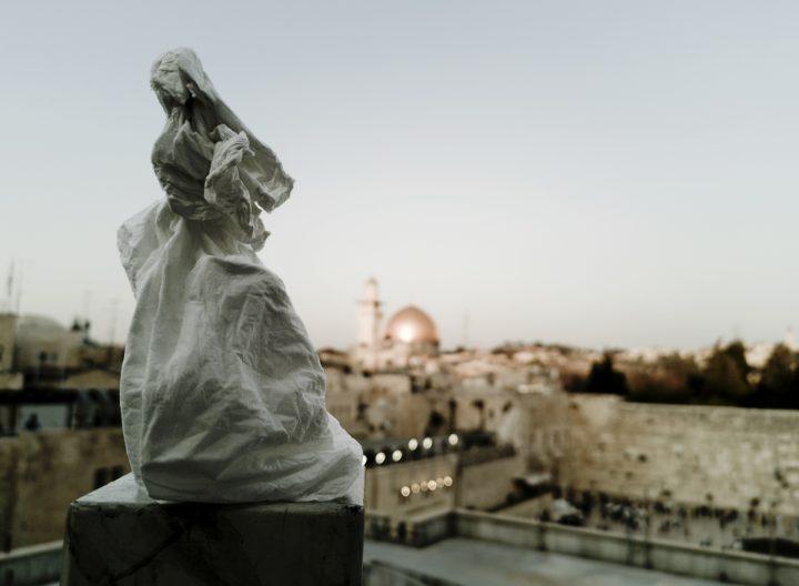 OAS Jerusalem #13 Color